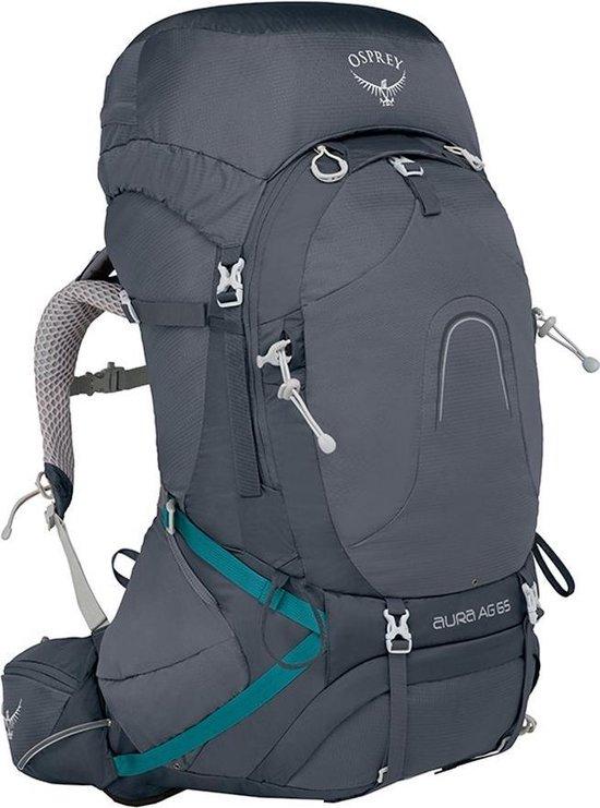 Osprey Aura AG 65l backpack dames - Vestal Grey - Medium