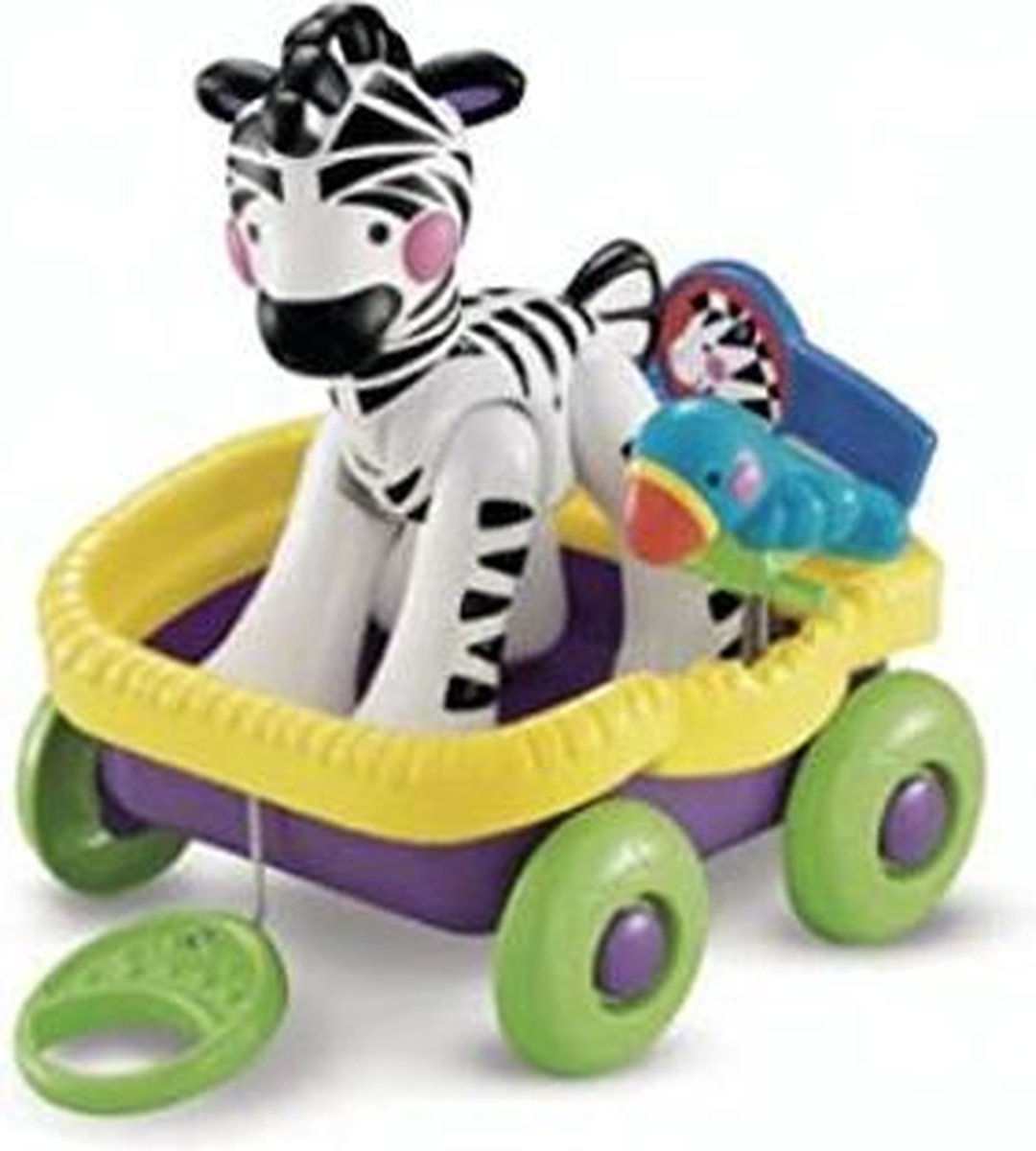 Fisher Price - Amazing Animals Zebra
