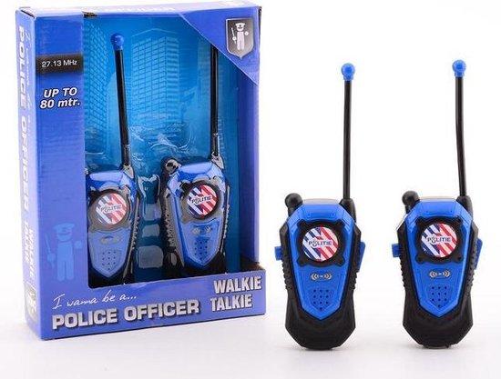 Walkie Talkie - JohnToy politie