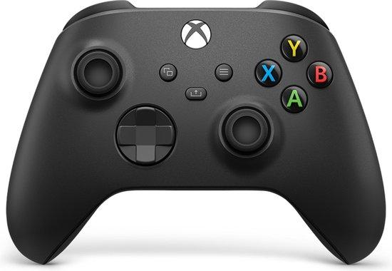 Xbox Draadloze Controller - Carbon Zwart - Series X & S - Xbox One