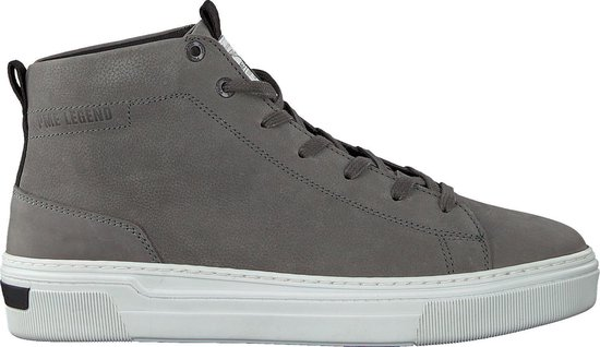 PME Heren Hoge sneakers Starwing - Grijs - Maat 45