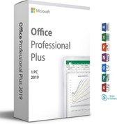 Microsoft Office 2019 | Office 2019 | Microsoft Office 2019 Professional Plus | Microsoft office eenmalige aankoop | Office 2019 Windows