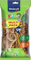 Vitakraft Konijn Kracker - Knaagdierensnack - Voordeelpak 5 stuks