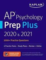 AP Psychology Prep Plus 2020 & 2021