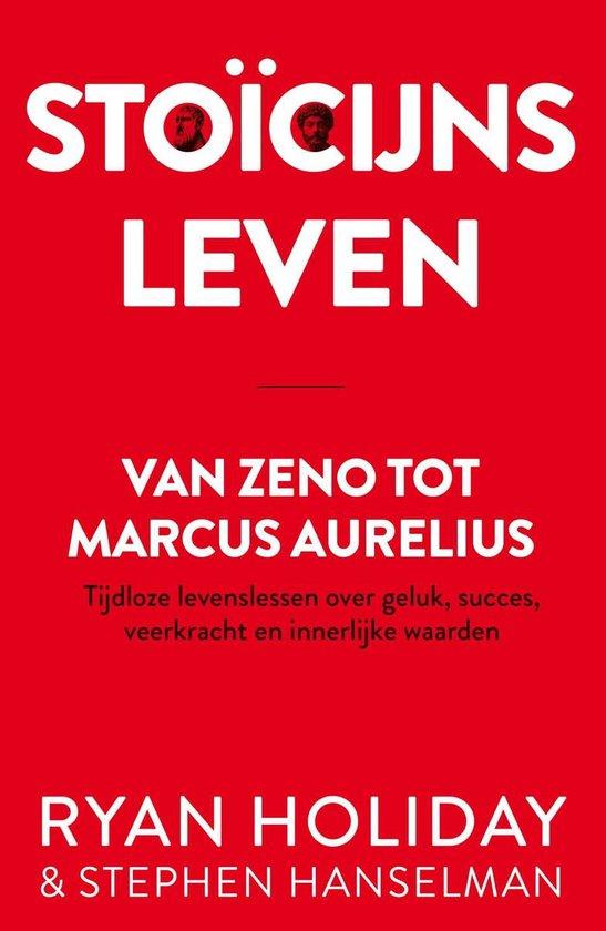 Boek cover Stoïcijns leven van Ryan Holiday (Onbekend)