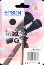 Epson 502XL - Inktcartridge / Zwart
