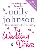 Boek cover The Wedding Dress (short stories) van Milly Johnson