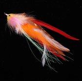Snoekstreamer -  kunstaas roofvis -  vissen - vliegvissen - 16 cm
