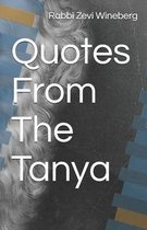 Quotes From The Tanya