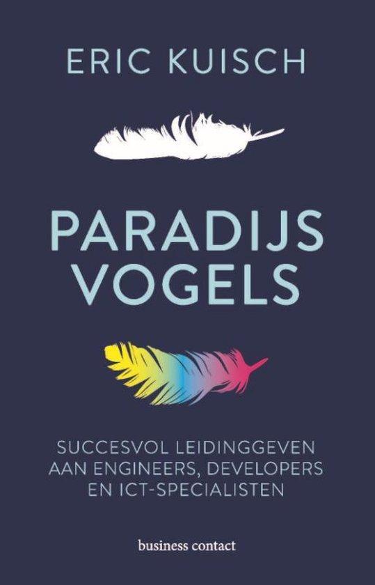 Boek cover Paradijsvogels van Eric Kuisch (Hardcover)