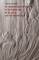 Omslag De ontmoeting met Christus in de huidige tijd en de geest van het Goetheanum