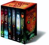 Warrior Cats pakket serie I - 6 delen in paperback