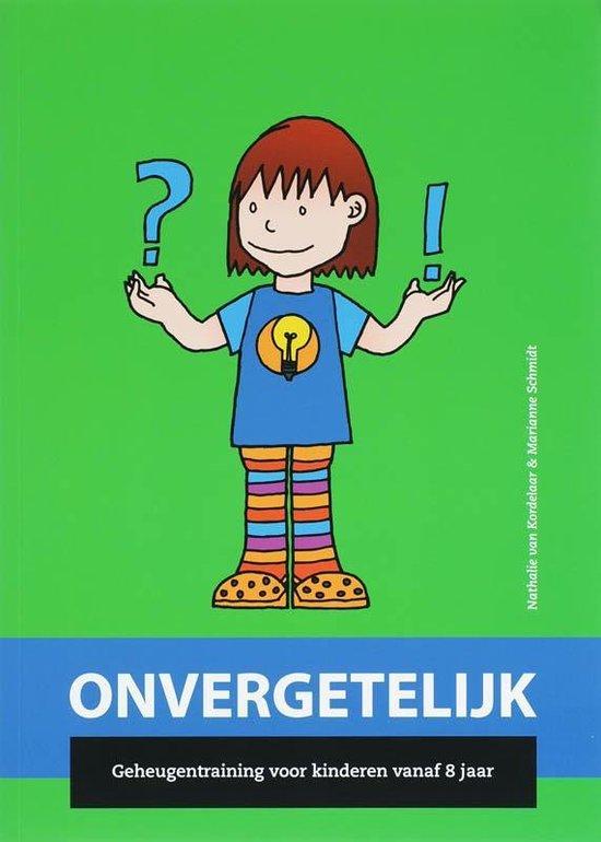 Boek cover Onvergetelijk van N. Van Kordelaar (Paperback)