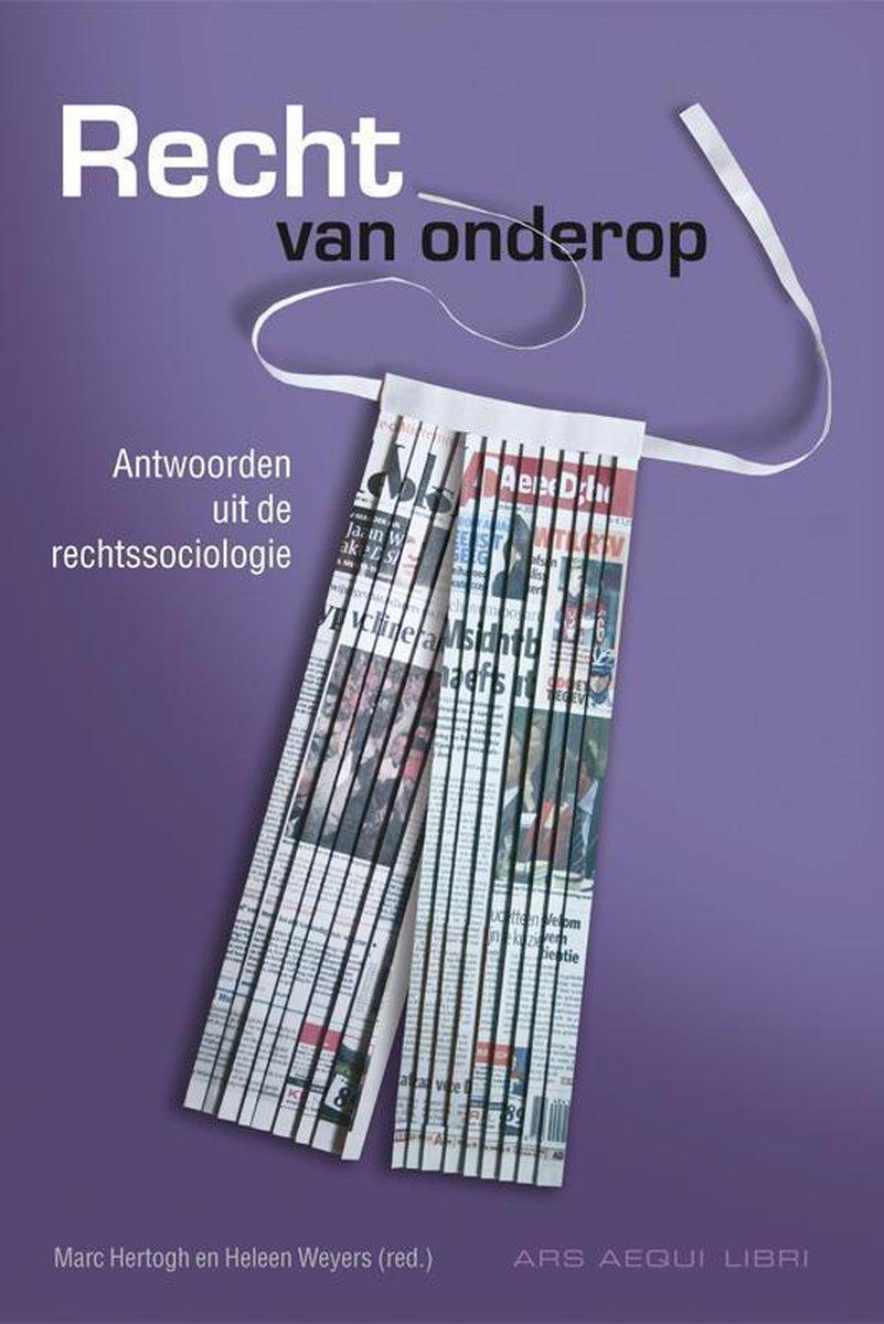 Ars Aequi libri  -   Recht van Onderop