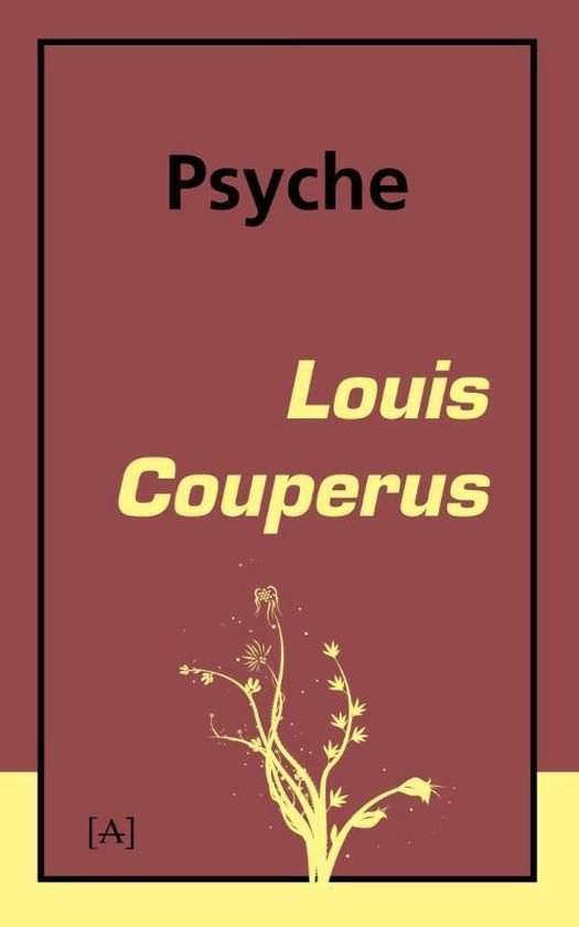 Boek cover Psyche van Louis Couperus (Paperback)