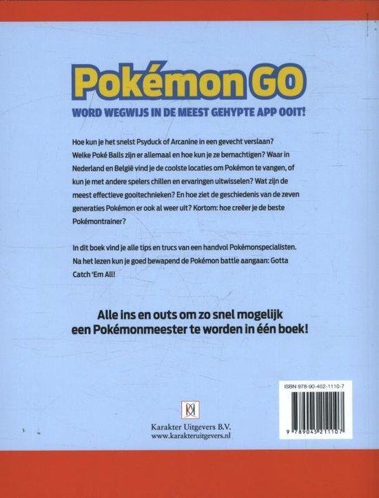 Pokémon Go - Karakter Uitgevers Bv