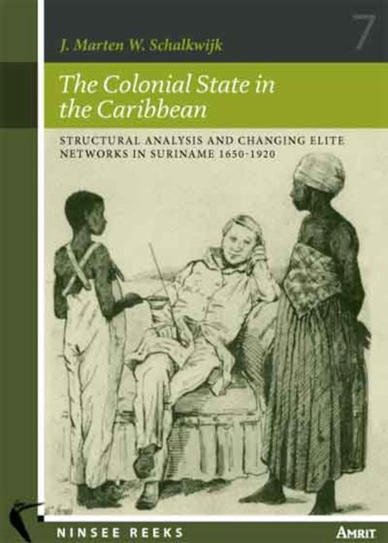 The Colonial State in the Caribbean