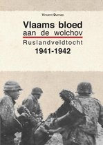 Boek cover Vlaams bloed aan de Wolchov van Vincent Dumas