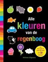 Omslag Alle kleuren van de regenboog