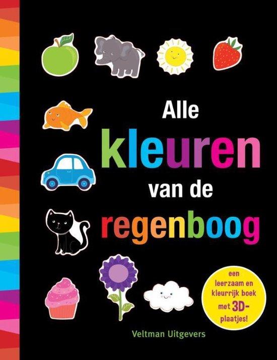 Boek cover Alle kleuren van de regenboog van Libby Walden (Hardcover)