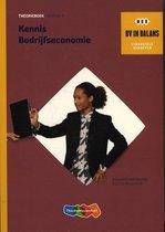 Boek cover Kennis bedrijfseconomie van Edward van Balen (Paperback)