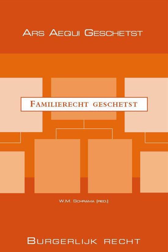 Ars Aequi Geschetst  -   Familierecht geschetst