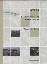 Boek cover Atlas Landschap van de Koude Oorlog van Arjan Nienhuis (Hardcover)