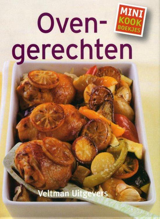 Cover van het boek 'Ovengerechten'