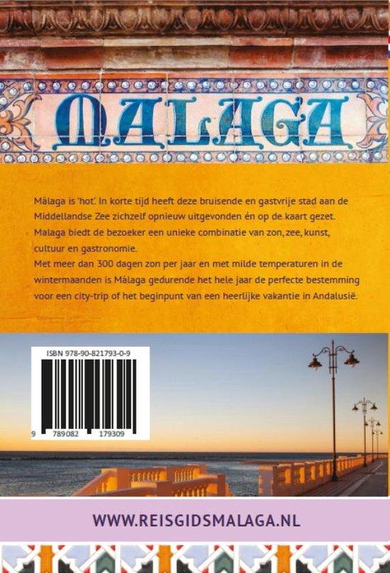 Reisgids voor de stad Malaga
