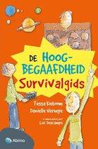 Boek cover De hoogbegaafdheid survivalgids van Luc Descamps (Paperback)