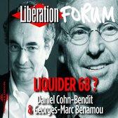 Omslag Libération Forum. Liquider 68 ?