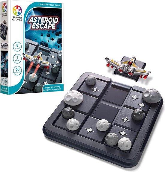 Asteroid Escape, schuifpuzzel Smart Games (60 opdrachten)