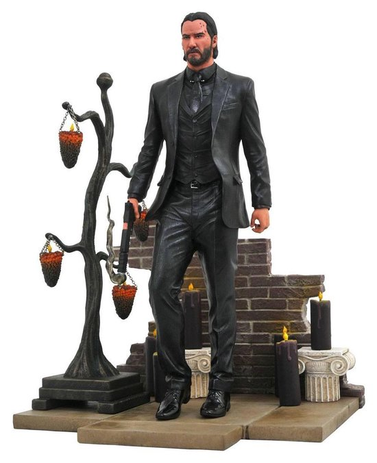 John Wick Chapter 2 PVC Figure