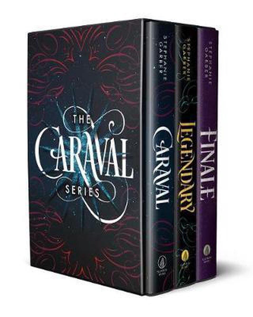 Caraval Boxed Set: Caraval, Legendary, Finale
