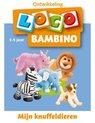 Afbeelding van het spelletje Loco Bambino - Boekje - Mijn knuffeldieren - 3/5 Jaar