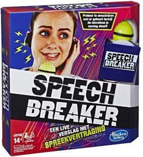 Speech Breaker - Actiespel