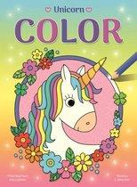 Deltas Unicorns Color Kleurblok