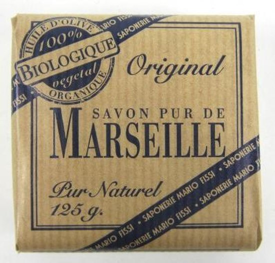 MARSEILLE - Organic Zeep - 125g