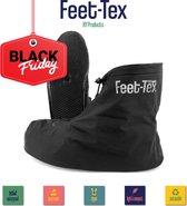 Feet Tex - Duurzame anti slip overschoen 100% waterdicht - overtrek schoen
