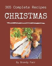 365 Complete Christmas Recipes