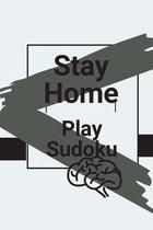 Stay Home play sudoku
