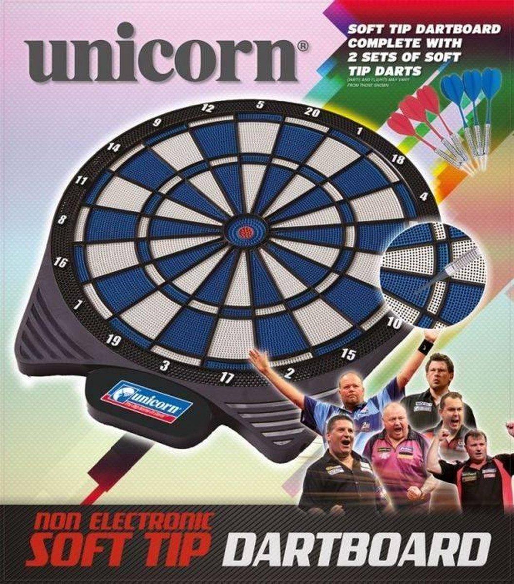 Unicorn non Electronic softtip dartbord