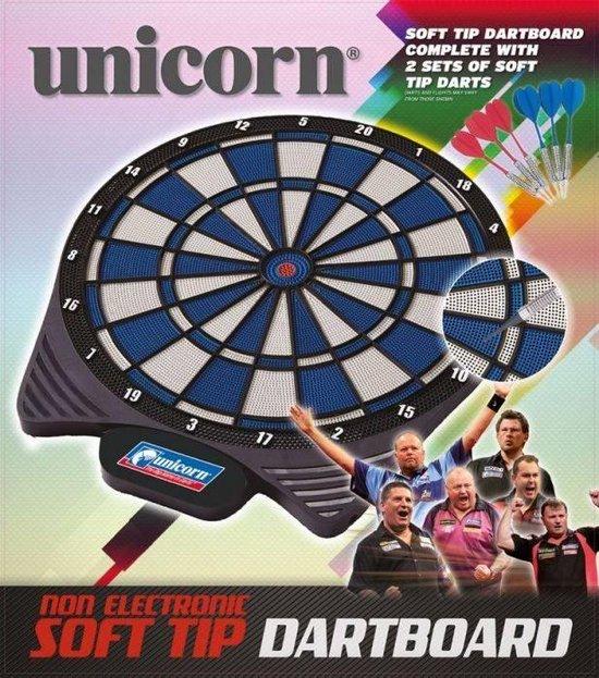Afbeelding van het spel Unicorn non Electronic softtip dartbord