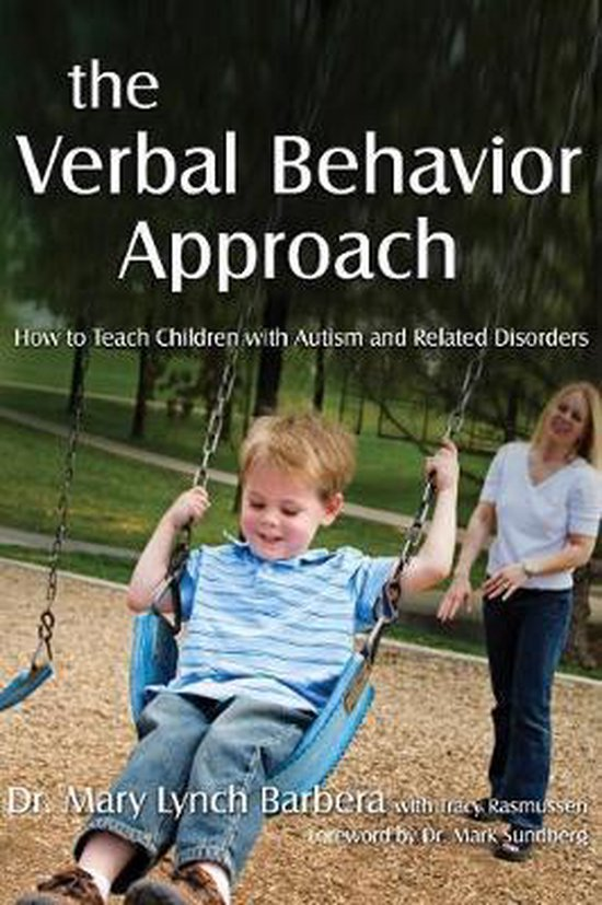 Boek cover The Verbal Behavior Approach van Mary Lynch Barbera (Onbekend)