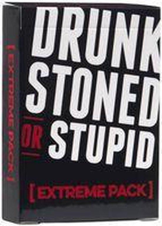 Afbeelding van het spel Drunk Stoned or Stupid Extreme Pack NIEUW