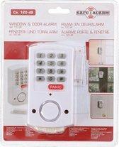 Safe Alarm Deur/ Raamalarm cijfercode