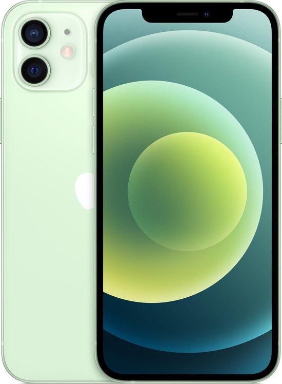 Apple iPhone 12 - 128GB - Groen