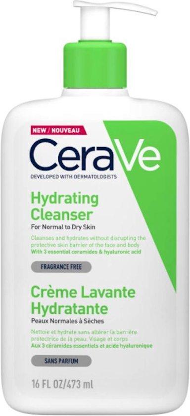CeraVe Hydrating Cleanser 473 ml - gezichtsreiniging