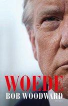 Boek cover Woede van Bob Woodward (Paperback)