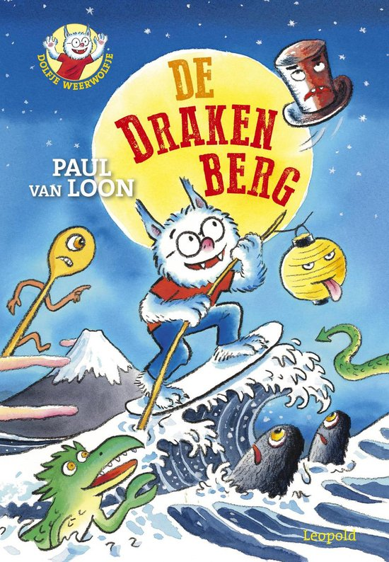 Dolfje Weerwolfje  -   De Drakenberg